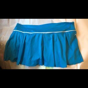 🍭Nike🍭 Tennis Skort  pleated Swing Shorts Sz XL
